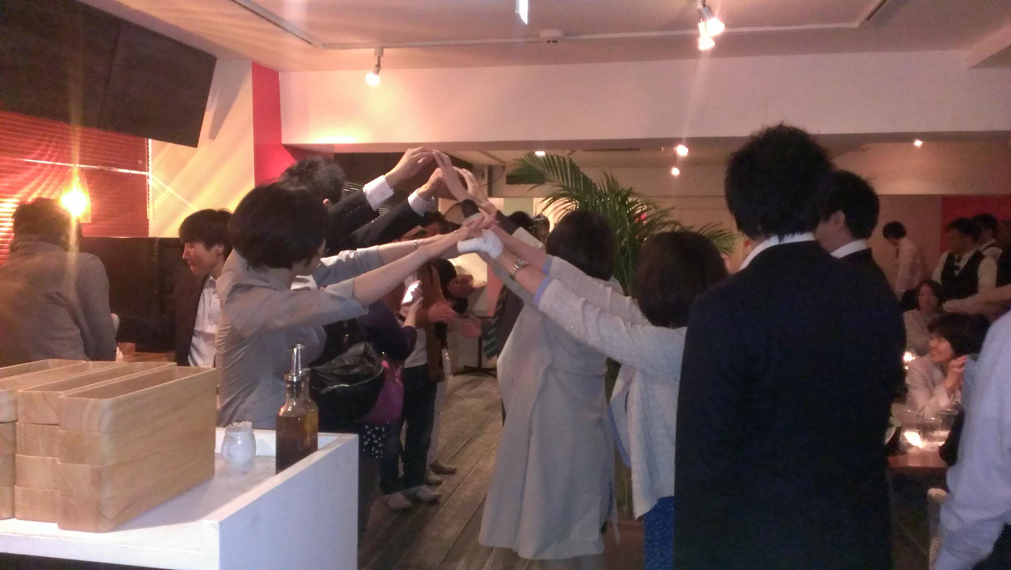 福岡,天神,お披露目会