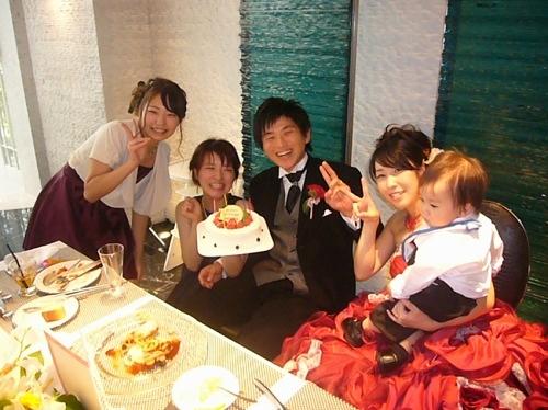 会費制披露宴,レストランウェディング,福岡