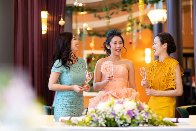 北九州,会費制結婚式,少人数結婚式