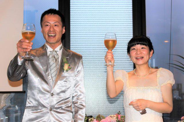 サプライズ,パーティー,結婚式