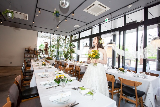 長崎,会費制結婚式,二次会,少人数結婚式,レストランウェデイング