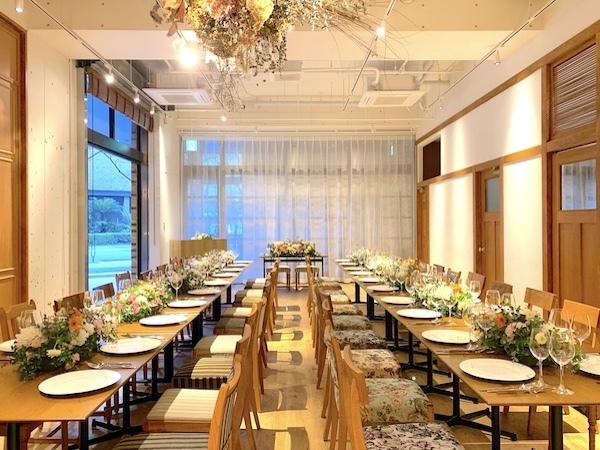 福岡,博多,15次会,レストランウェデイング,少人数結婚式